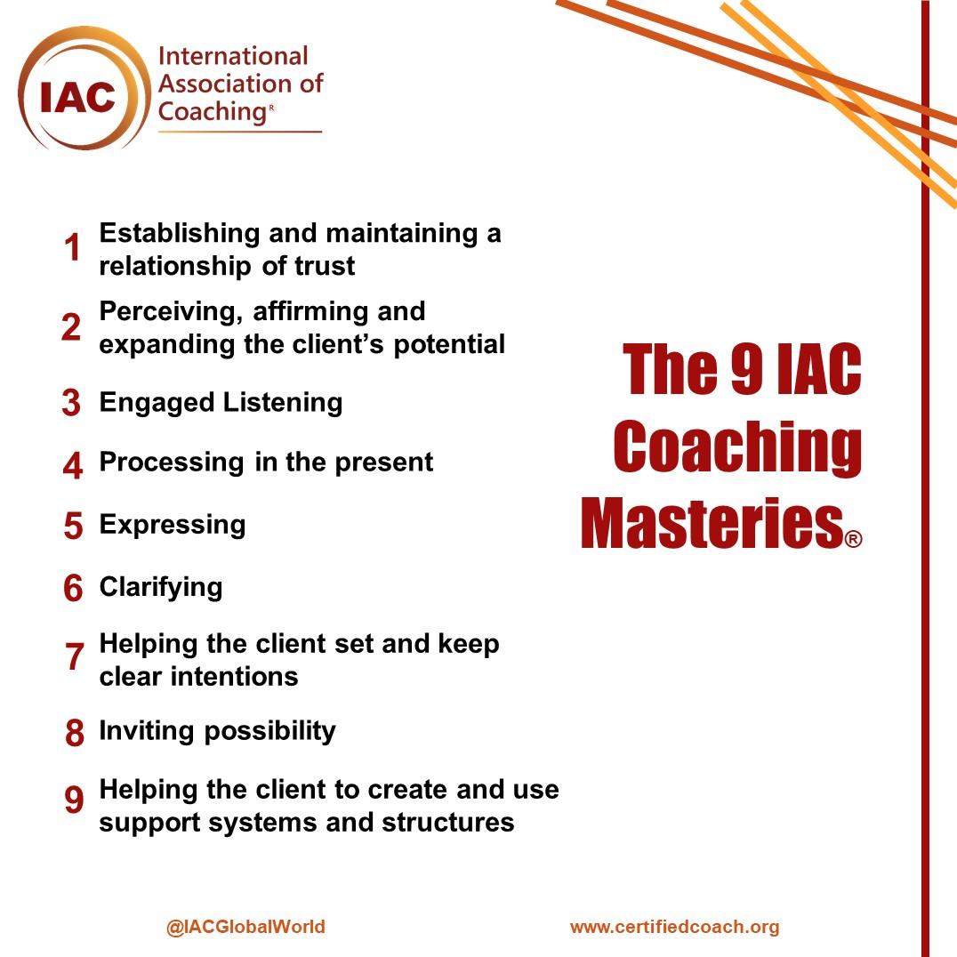IAC Coaching Masteries ENG